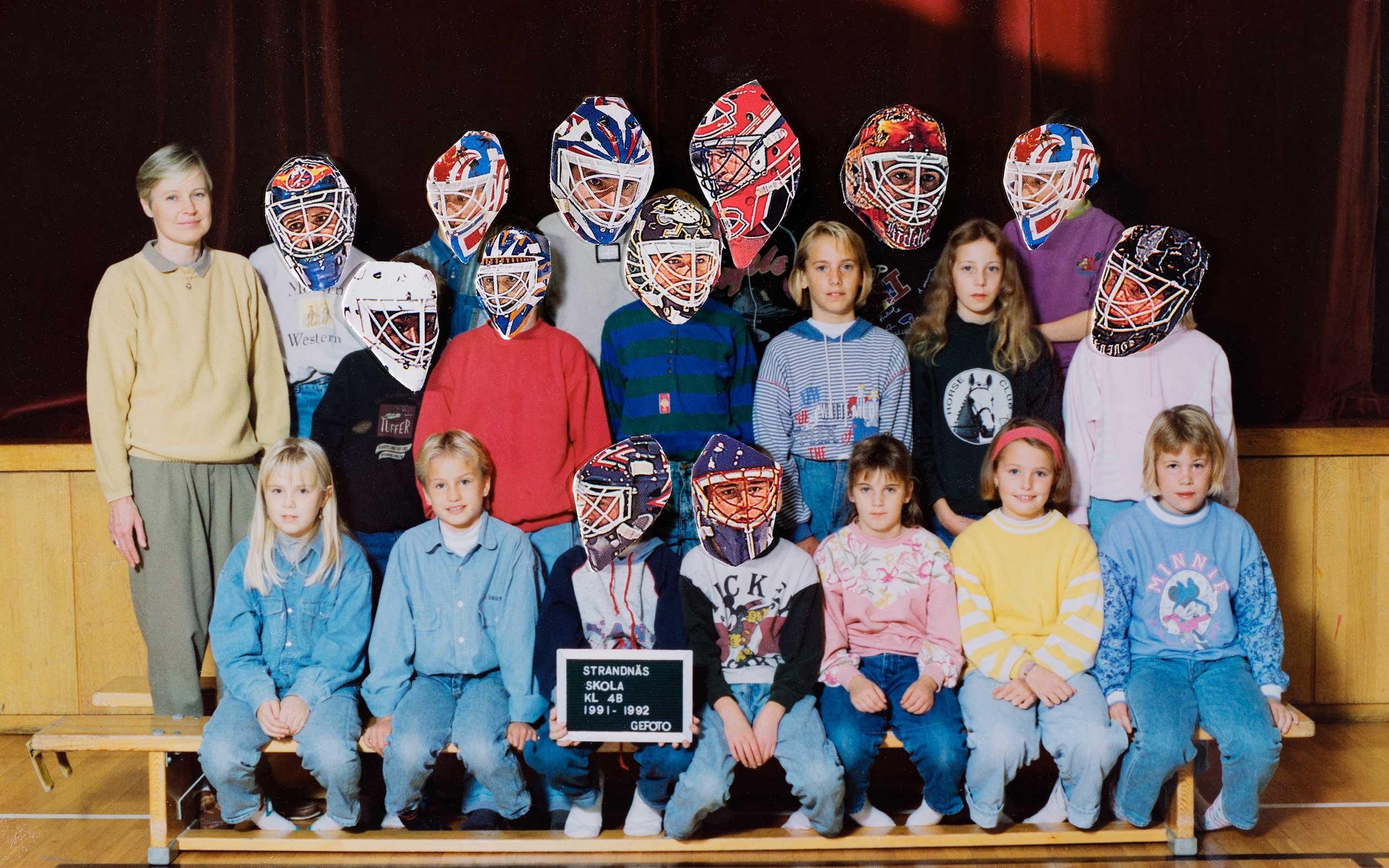 1-Class of Strandnäs